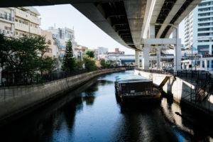 石川町の川