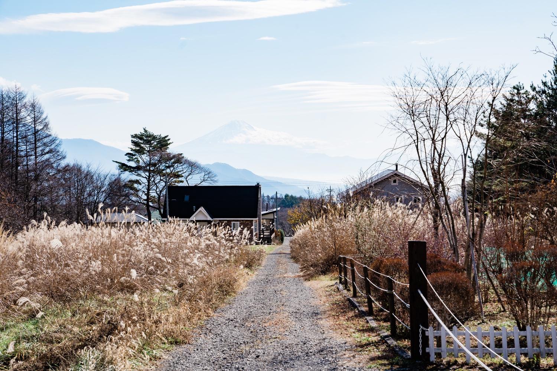 大泉町の風景1