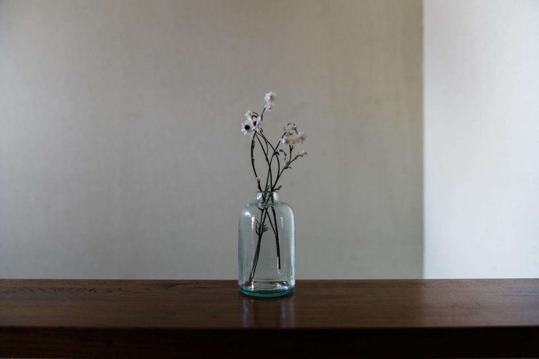 初めての花瓶。これで良いかは不安