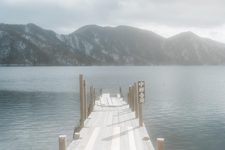 ようこそ中禅寺湖