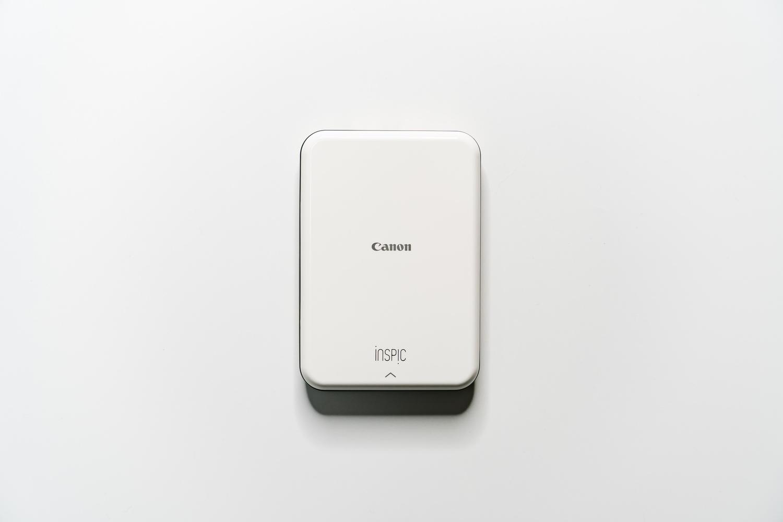 スマホ用ミニフォトプリンター『iNSPiC』